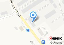 Компания «УЗДТ» на карте