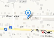 Компания «Новый век» на карте