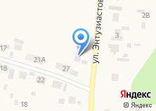 Компания «Объект» на карте