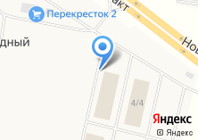 Компания «Металлобум» на карте