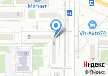 Компания «Гастрономщикъ» на карте