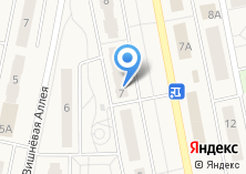 Компания «РиэлтСтройком» на карте