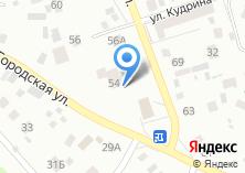 Компания «Фермент» на карте