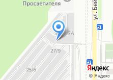 Компания «НИХОН Авто» на карте
