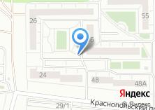 Компания «Челябинскгражданстрой» на карте