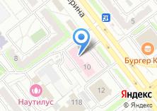 Компания «Уральский банк Сбербанка России» на карте