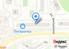 Компания «Malvina74.ru» на карте