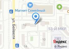 Компания «Искусница» на карте