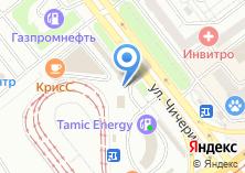 Компания «Детали машин ГАЗ» на карте