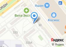 Компания «Первый хлебокомбинат» на карте