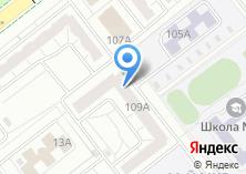 Компания «Компания Комнет Сервис» на карте