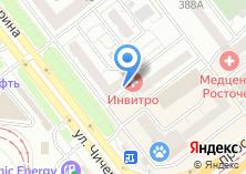 Компания «Ситно» на карте