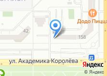 Компания «КСК-Комплект» на карте