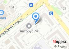 Компания «Ланкомп» на карте