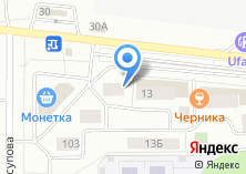Компания «Jewitel» на карте