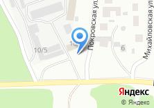 Компания «Poliv-Market» на карте