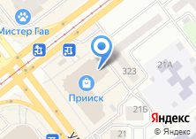Компания «Магазин мебели» на карте
