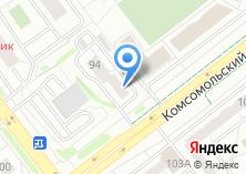 Компания «Уралстройпроект» на карте