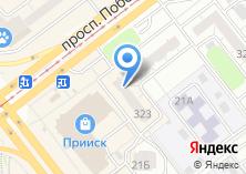 Компания «DIGITAL VIDEO LEXX» на карте