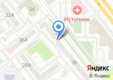 Компания «Уральская кухня для души» на карте