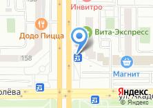 Компания «Цветомания» на карте