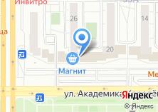 Компания «Грезы» на карте