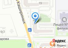 Компания «Урал-Моторс» на карте