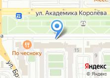 Компания «Интерсвет74.ru» на карте