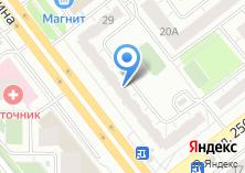 Компания «Дубровские колбасы» на карте