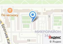 Компания «Элит-Печать» на карте