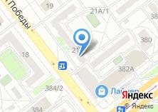 Компания «Вивиан» на карте