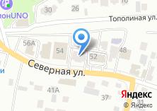 Компания «Промэн» на карте
