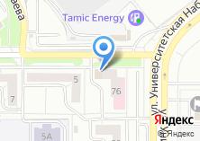 Компания «ПРОФ-Консалт» на карте