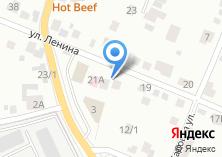 Компания «КУРЬЕРСКАЯ СЛУЖБА DAREX» на карте