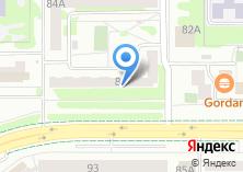Компания «Santexservis74» на карте
