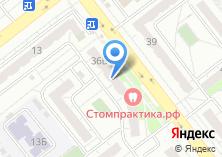 Компания «Уральская студия профессионалов» на карте