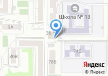 Компания «Эксплуатационный участок №23» на карте