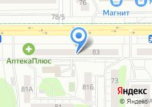 Компания «Ива СИЗ» на карте