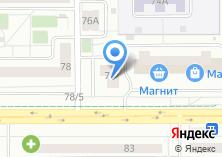 Компания «СтройДвор74» на карте
