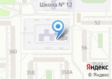 Компания «Управление Федеральной службы судебных приставов по Челябинской области» на карте