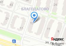 Компания «ЧЗБО» на карте