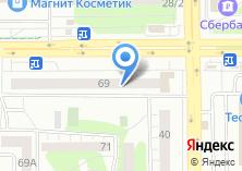 Компания «Твой мир» на карте