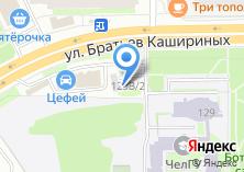 Компания «Atika» на карте