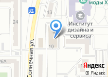 Компания «ЧСМУ» на карте