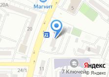 Компания «БетонСК - Производственная фирма» на карте