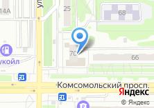 Компания «ВентСоюз» на карте