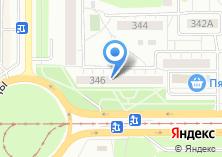 Компания «Челябинская компьютерная помощь» на карте