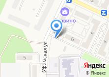 Компания «СЛАВИНО» на карте