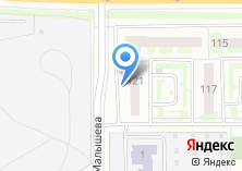 Компания «СТО ПУДОВ» на карте