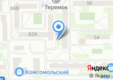 Компания «Пром-Арт» на карте